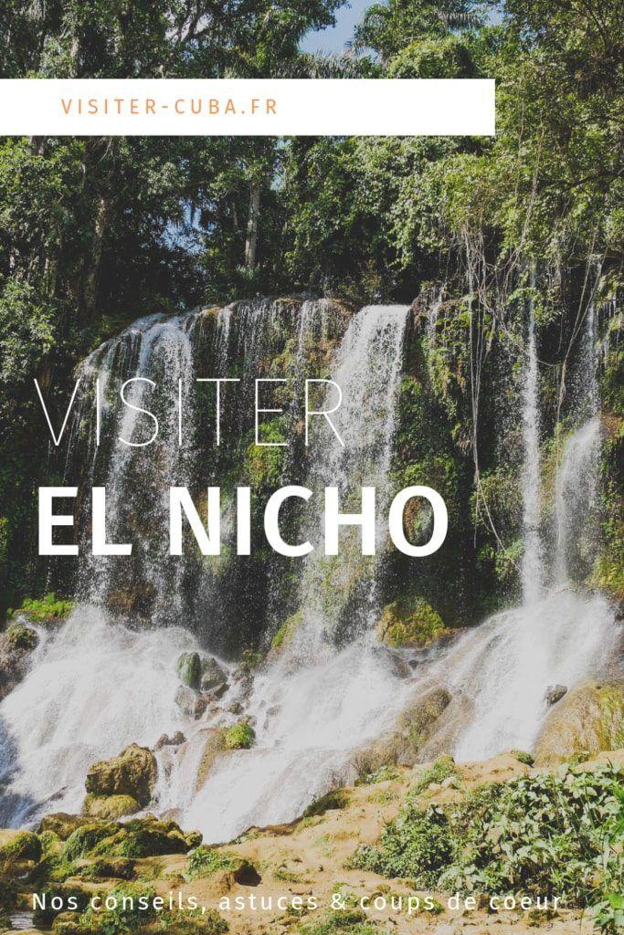 Visiter El Nicho à Cuba : cascades et piscines naturelles #visitcuba