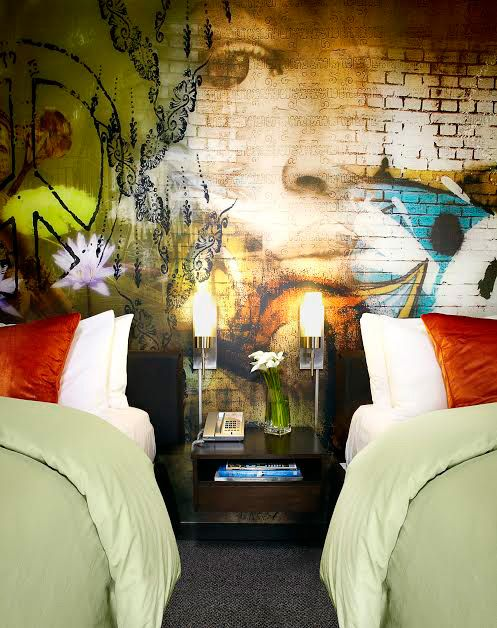 Enjoy A Chic Trendy And Affordable Stay At The Tangerine Hotel In Losangeles