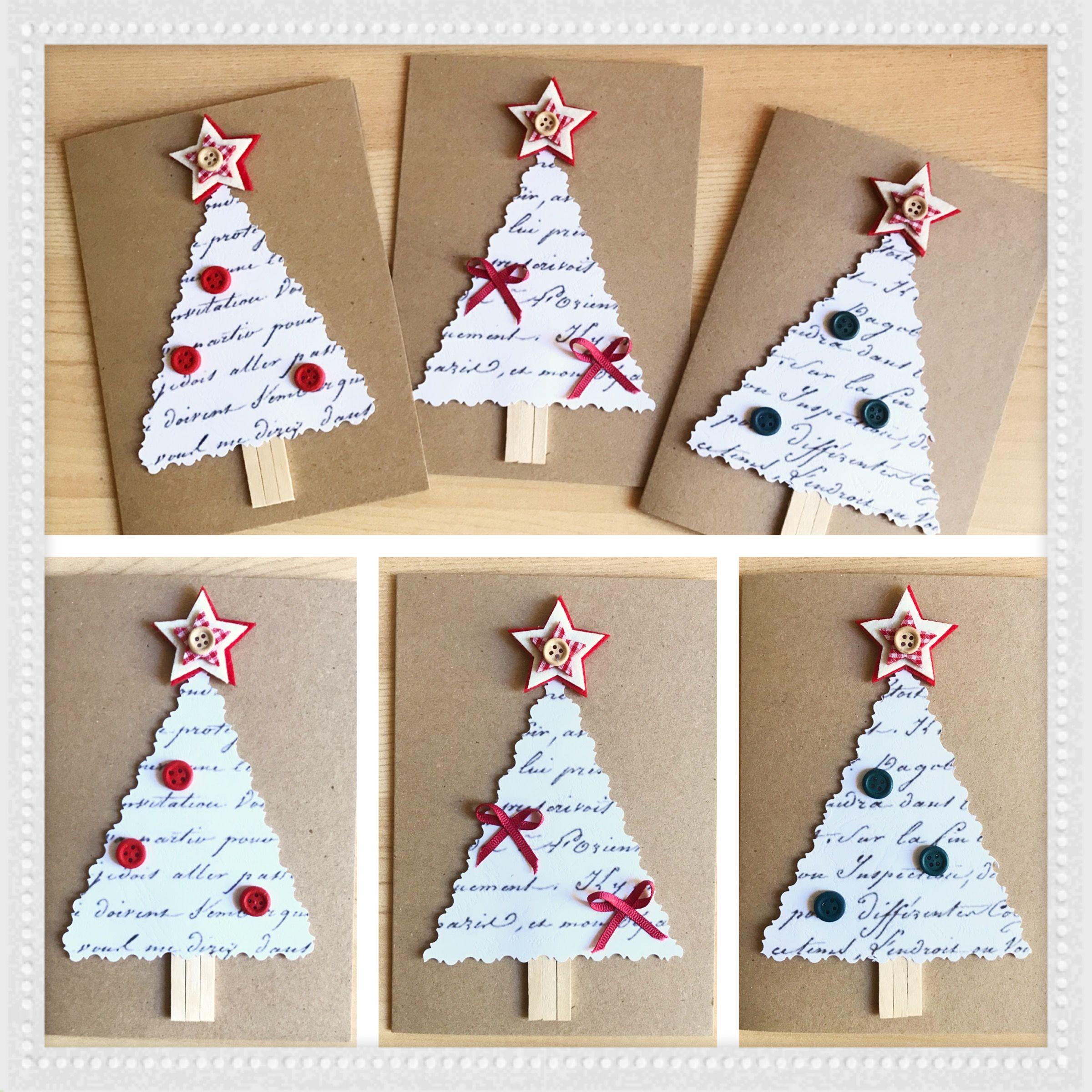 Stella Handicrafts Χριστουγεννιάτικες κάρτες 2018 Christmas Cards