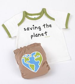 Cocalo Perfect Bum Fashion Set in Save the Planet Small
