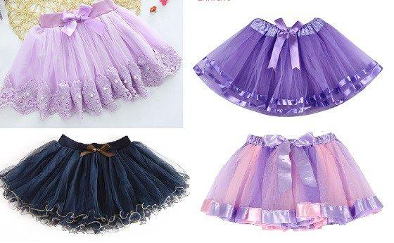 3789be6c1 Patrón falda tutu para niñas | curso de costura ropa paraniñas ...