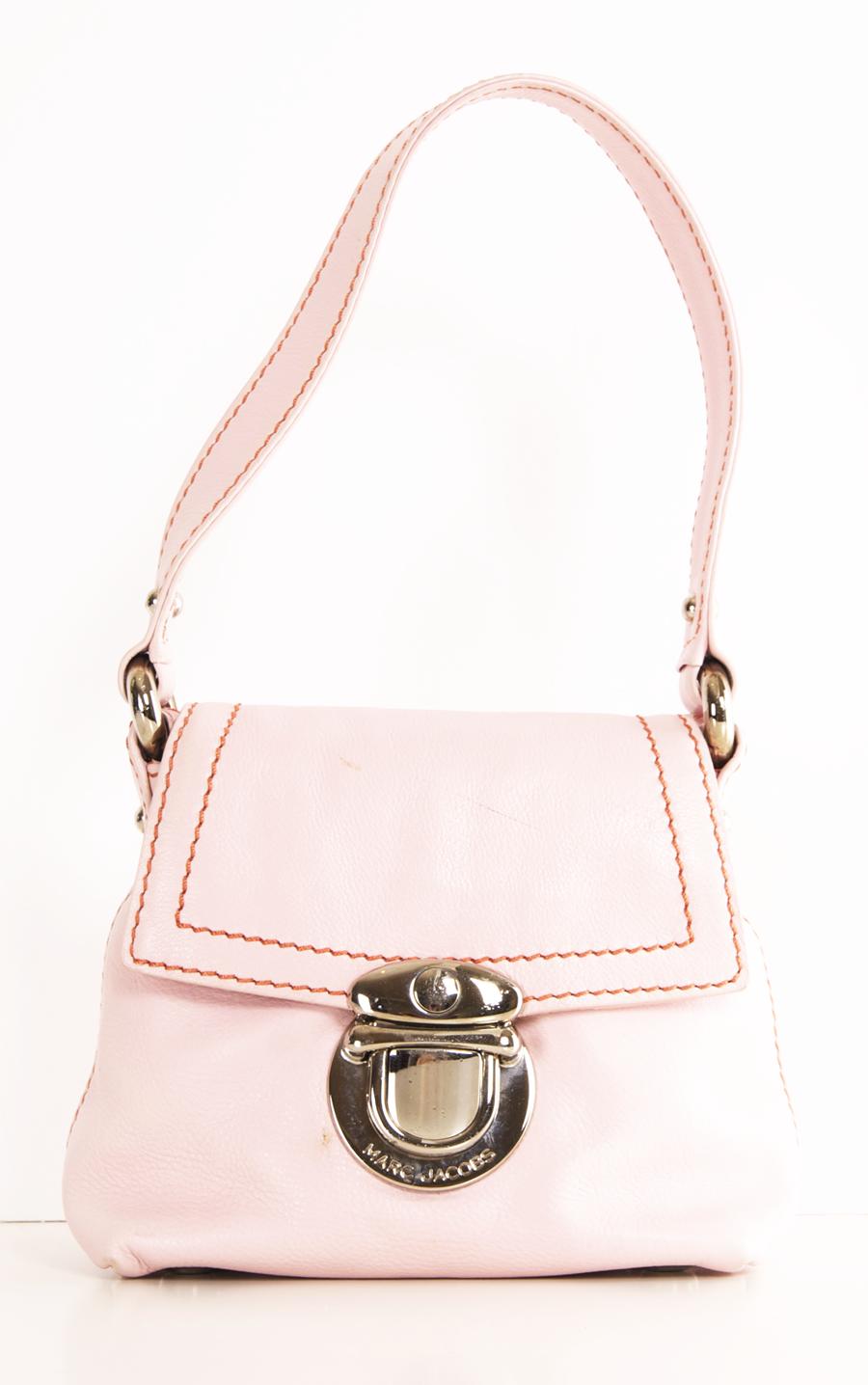 4eb4b87389d MARC JACOBS WRISTLET @Michelle Flynn Flynn Coleman-HERS Portemonnees En  Handtassen, Roze Handtassen
