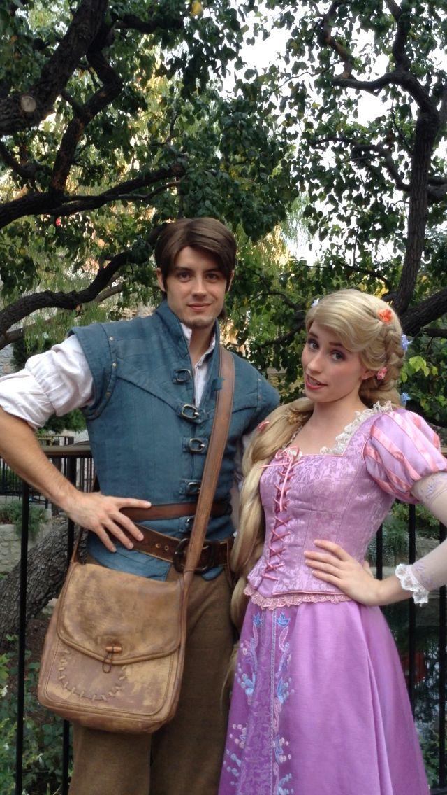 Rapunzel and Eugene 2013