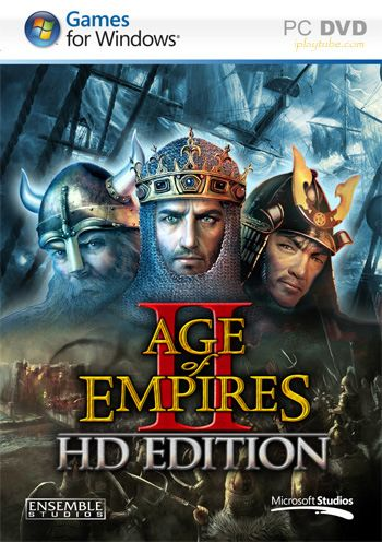 Age Of Empires Ii Hd Edition Age Of Empires Empire Real Time