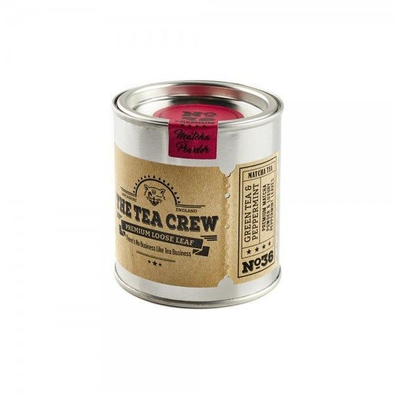 Photo of Green Tea And Peppermint Matcha Finest Premium Grade Powder