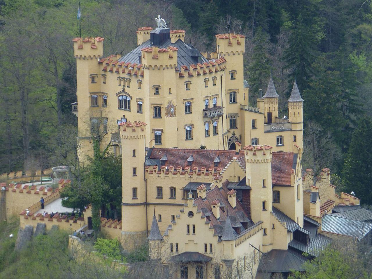 Stumme Zeitzeugen Lassen Staunen Schlosser Kloster Und Burgen In Deutschland Schlossgenuss Burg Neuschwanstein Schloss