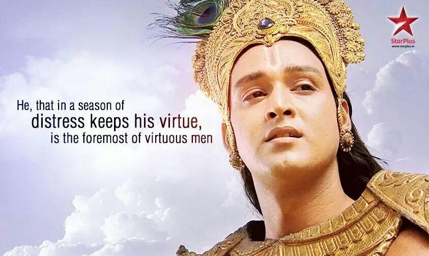 #mahabharat #starplus #2013 #qoutes | Mahabharat 2013-2014 ...