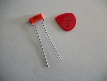 Genuine Orange Drop Guitar Tone Capacitors