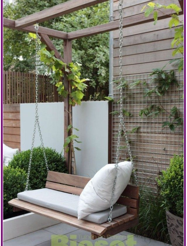 27 Outdoor Patio Ideas You Need To Try This Summer Icehard Net Garden Swing Seat Roof Terrace Design Backyard Patio