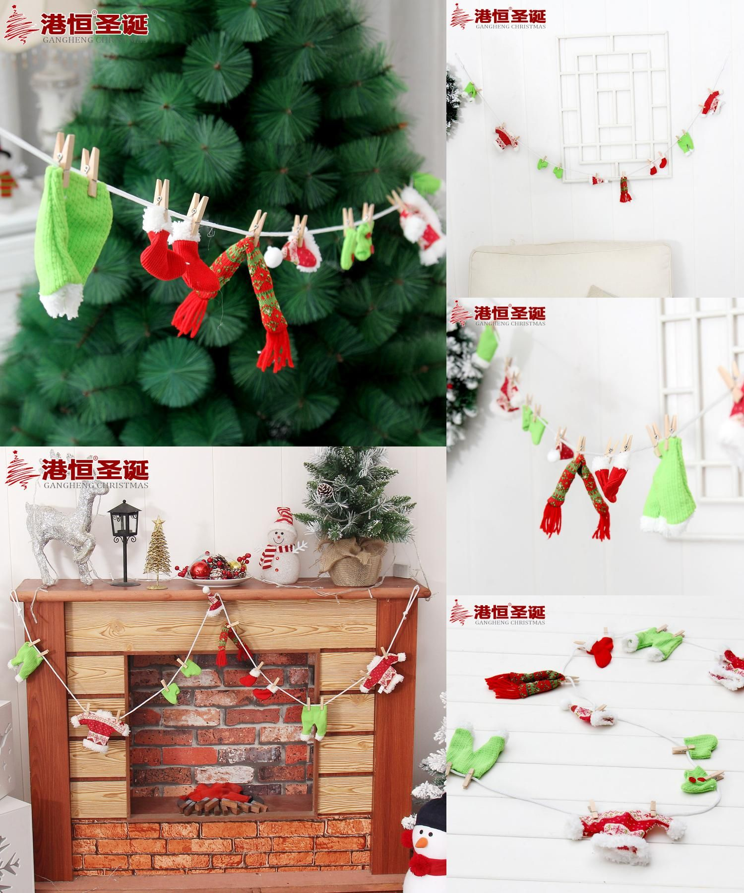Wedding decorations hanging from trees  Visit to Buy Christmas Tree Hanging Decoration cm Nonwoven