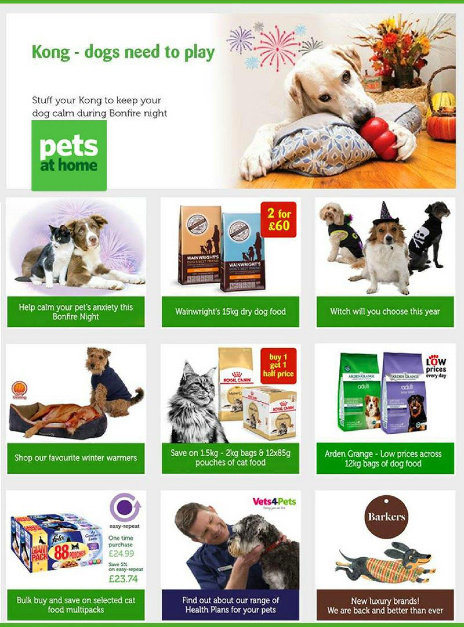 Pets At Home Offers 7th January 10th February 2019