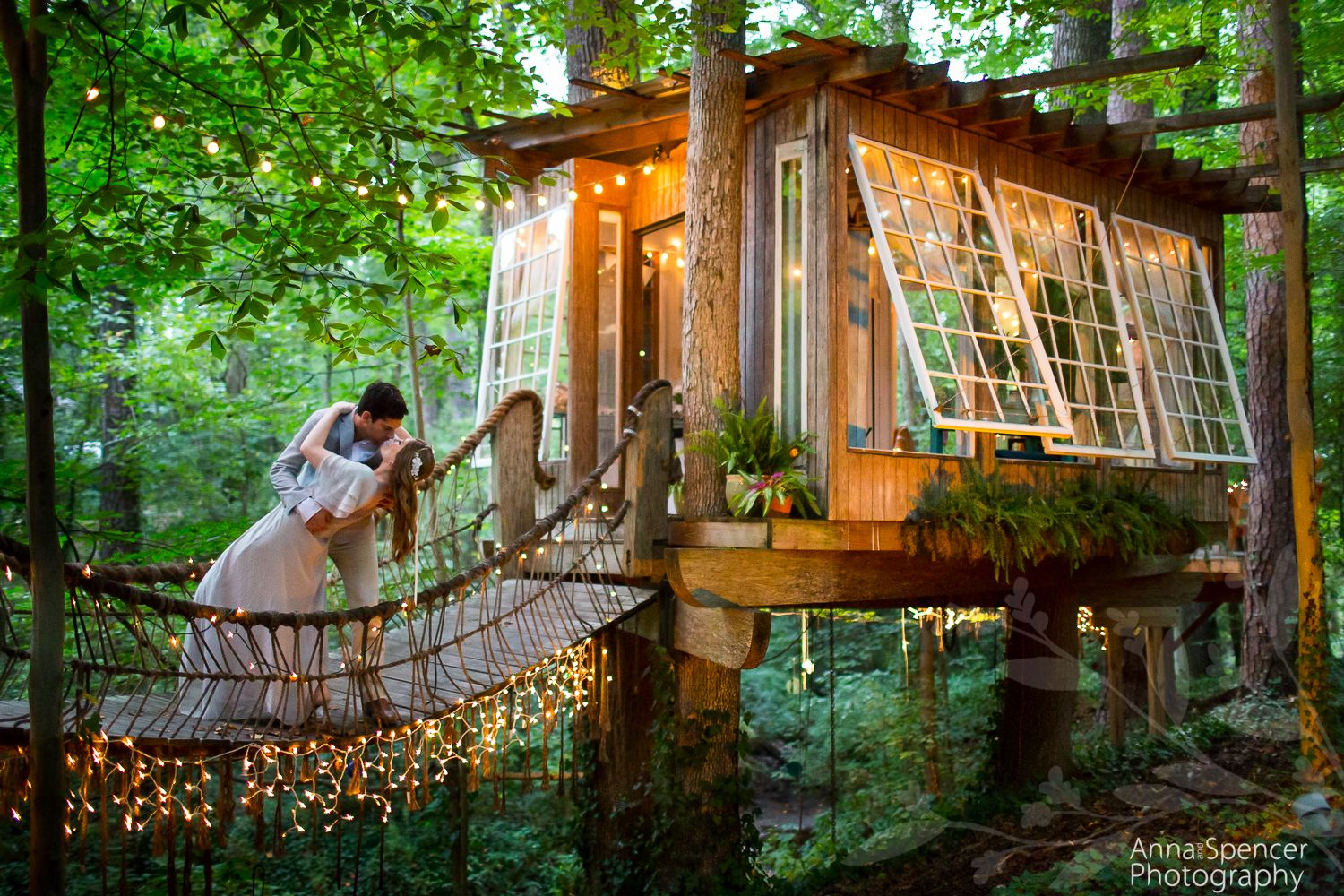 Atlanta treehouse engagement session   I\'m getting married ...