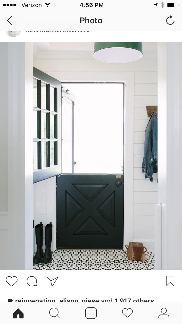 Cement tile dutch door kenwood pinterest dutch doors cement