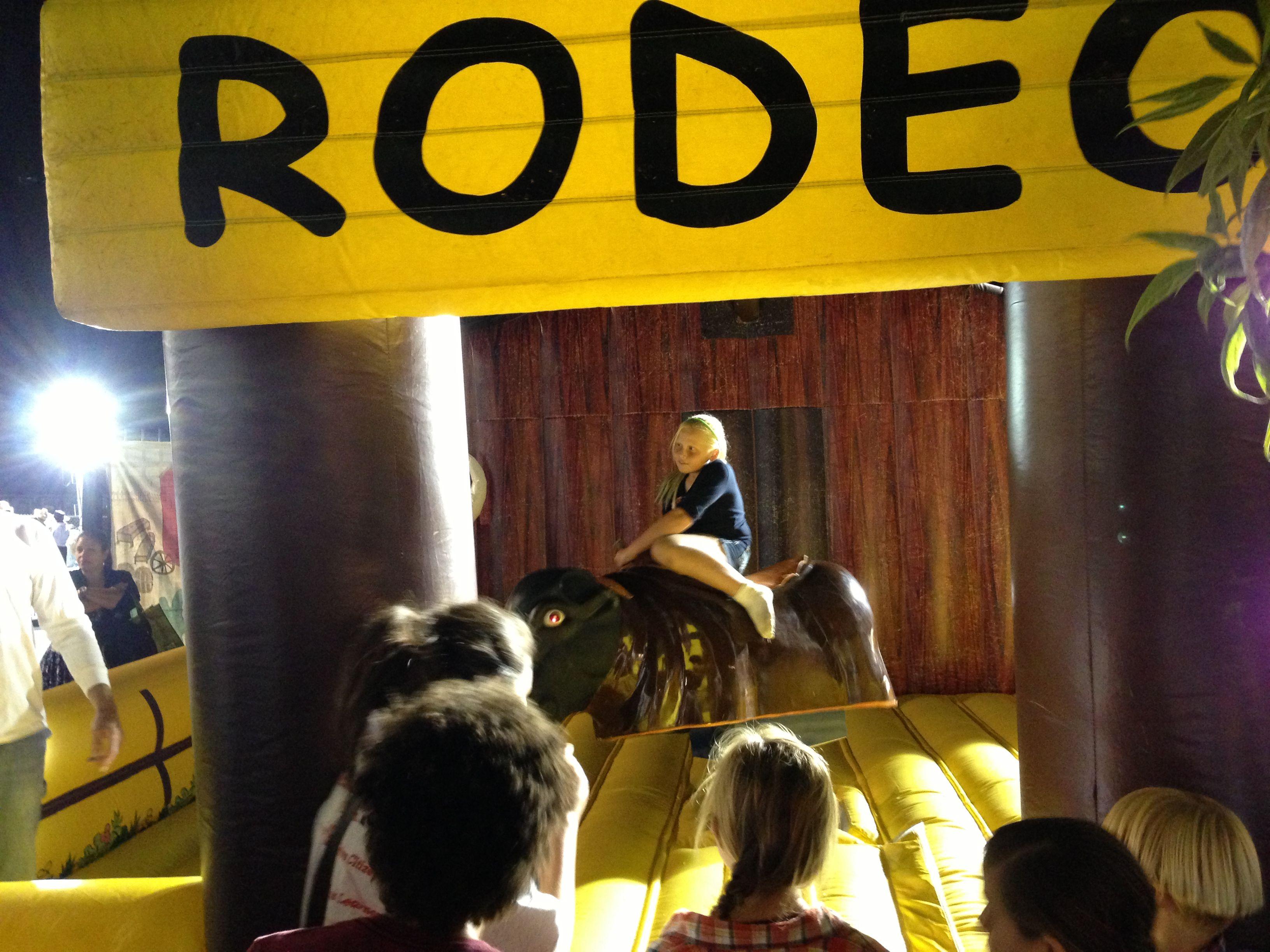 Mechanical bull ride rental in los angeles and orange