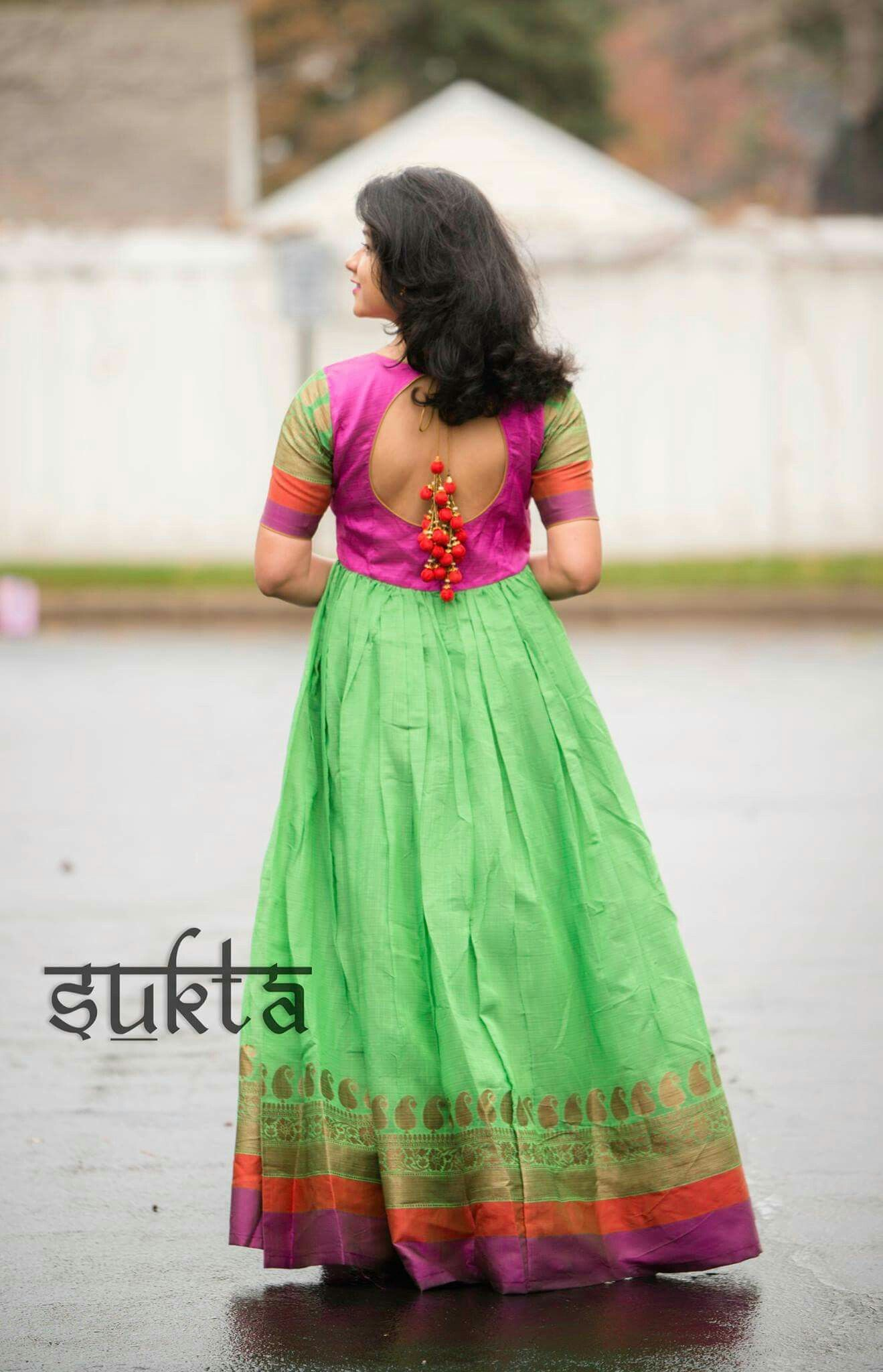 Pin By Hema Chandran On Neck N Sleeve Pattern Indian Gowns Dresses Saree Blouse Designs Dresses