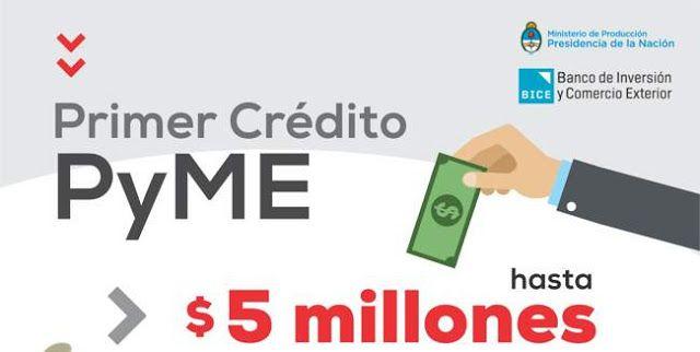 Ahora Podes Acceder A Tu Primer Credito Pyme Ahora Podes Acceder A Tu Primer Credito Pyme La Linea De Financiamiento Del Bice Pyme Banca Privada Inversion
