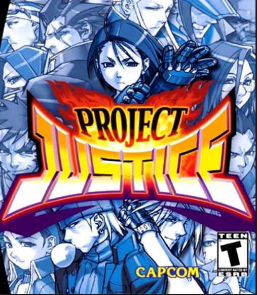 Project Justice - Rival Schools 2 Dreamcast ISO Free Download