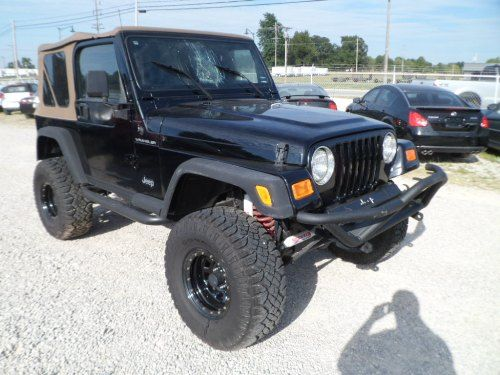 Rogers Auto Salvage >> Rogers Auto Salvage Jeep Wrangler For Sale Prosalvage Jeep