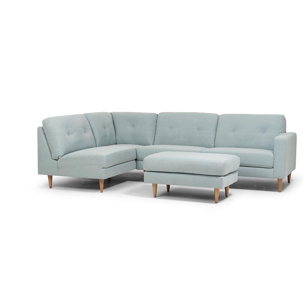 F47lcot5013 Chloe Sofa With Ottoman Duck Egg Target Furniture Furniture Furniture Nz