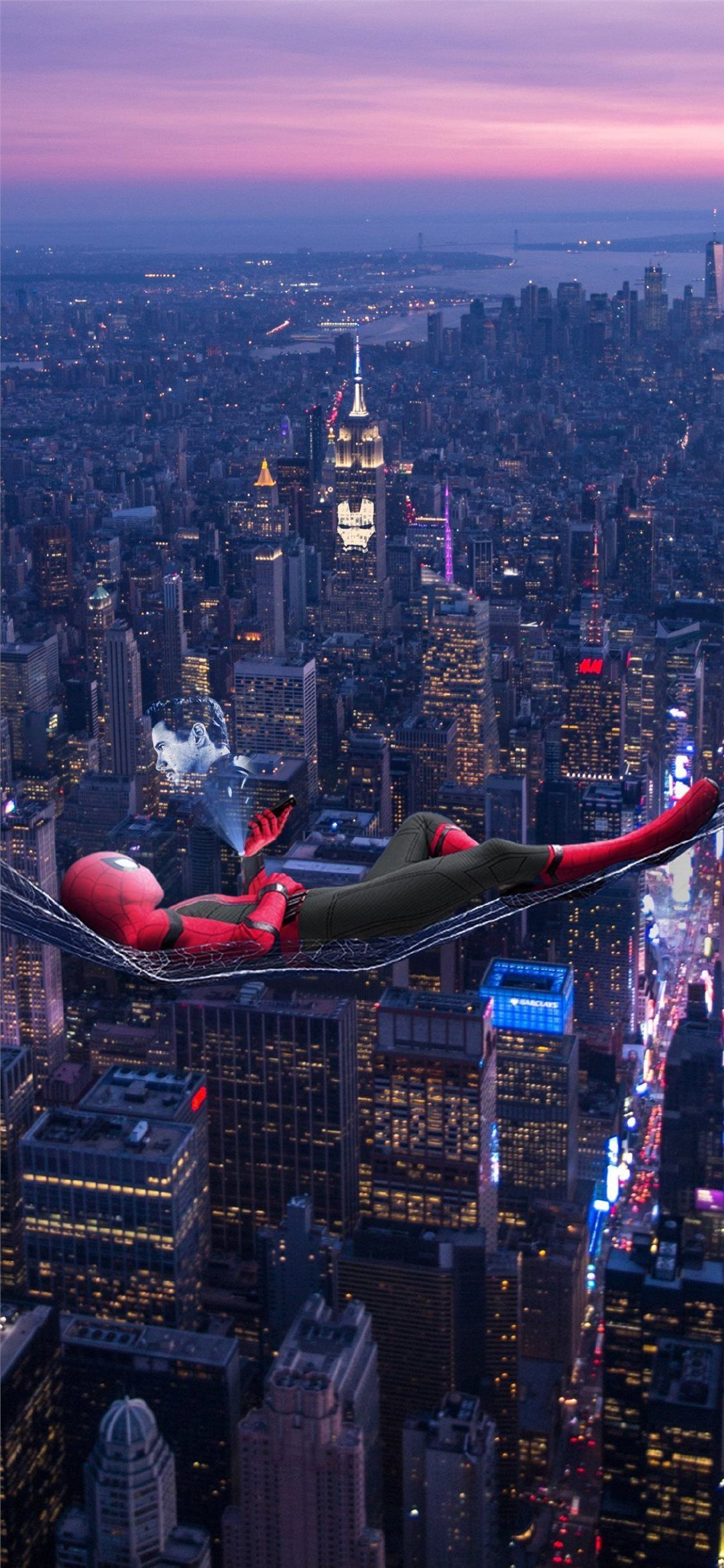 Iphone 11 Wallpaper Spiderman Far From Home Poster Iphone 11 Wallpaper Spiderma Trend In 2020 Hd Cool Wallpapers Marvel Wallpaper Avengers Wallpaper