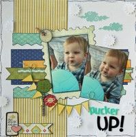 A Project by marthasdaughter from our Scrapbooking Gallery originally submitted 06/06/12 at 10:29 AM
