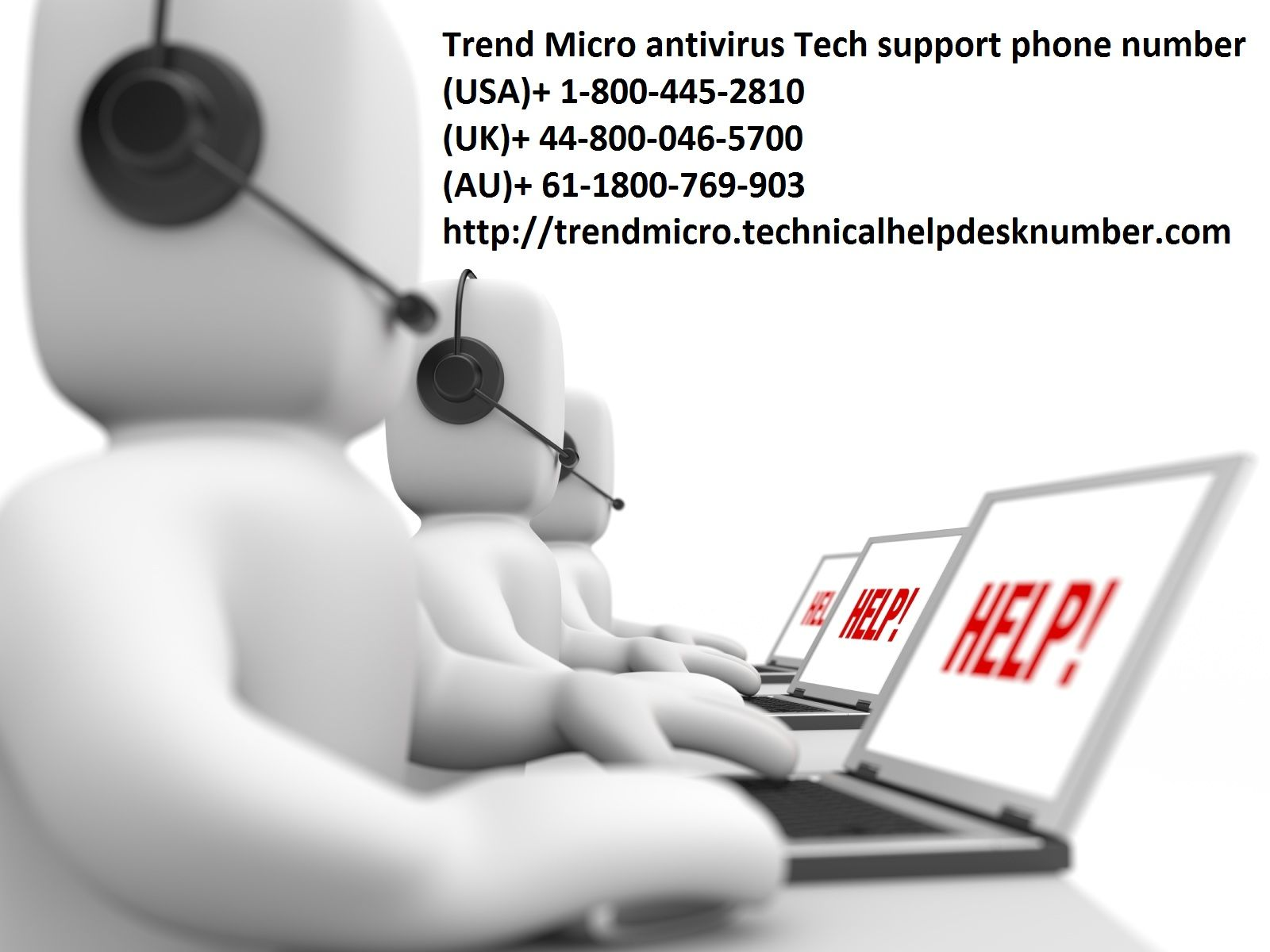 Experts Available 24 /7 for Trend Micro Technical Support