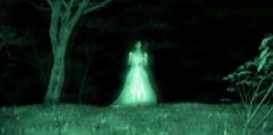 ghost picture woman in white/ Call for True Ghost Stories, Photos, Tips!