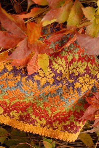 Pin by Beáta on Autumn. Orange | Pinterest | Knitting designs ...