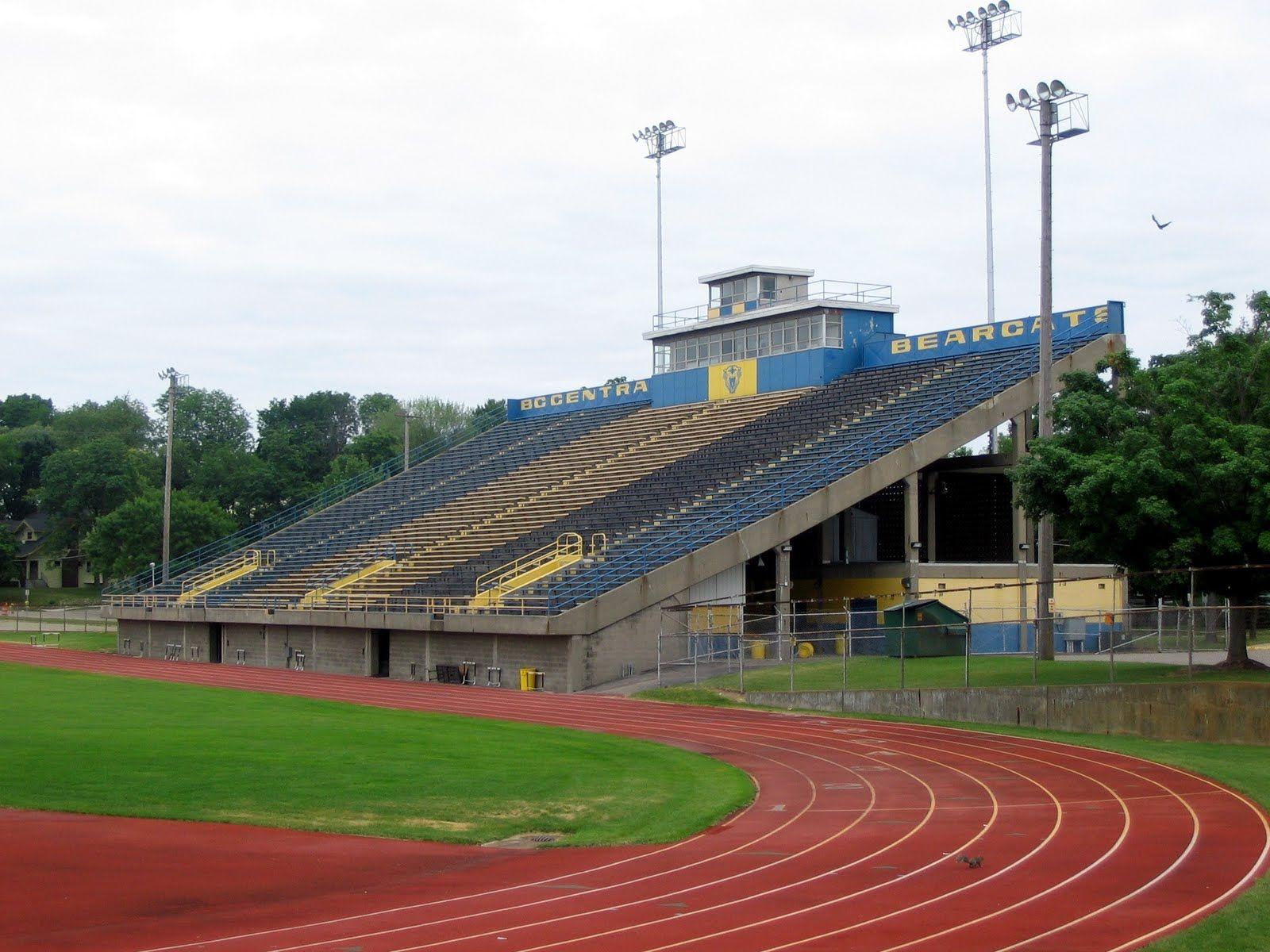 Geor own High School Football Stadium Geor own Texas Pinterest