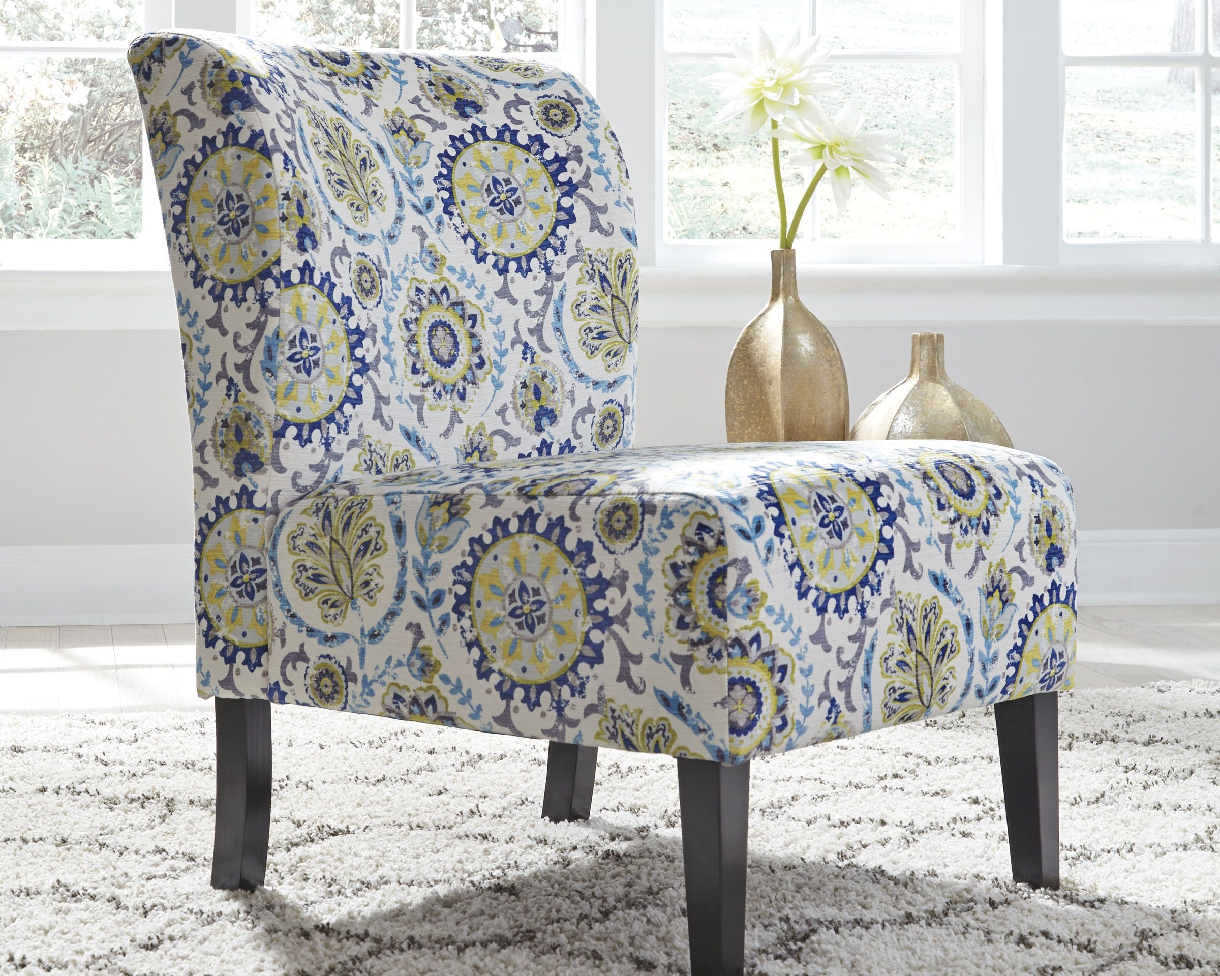 Best Triptis Accent Chair Blue Green Blue Accent Chairs 400 x 300