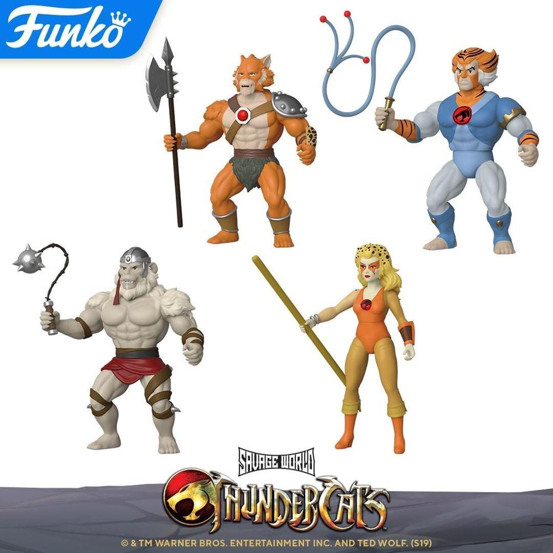 Savage World Thundercats MONKIAN