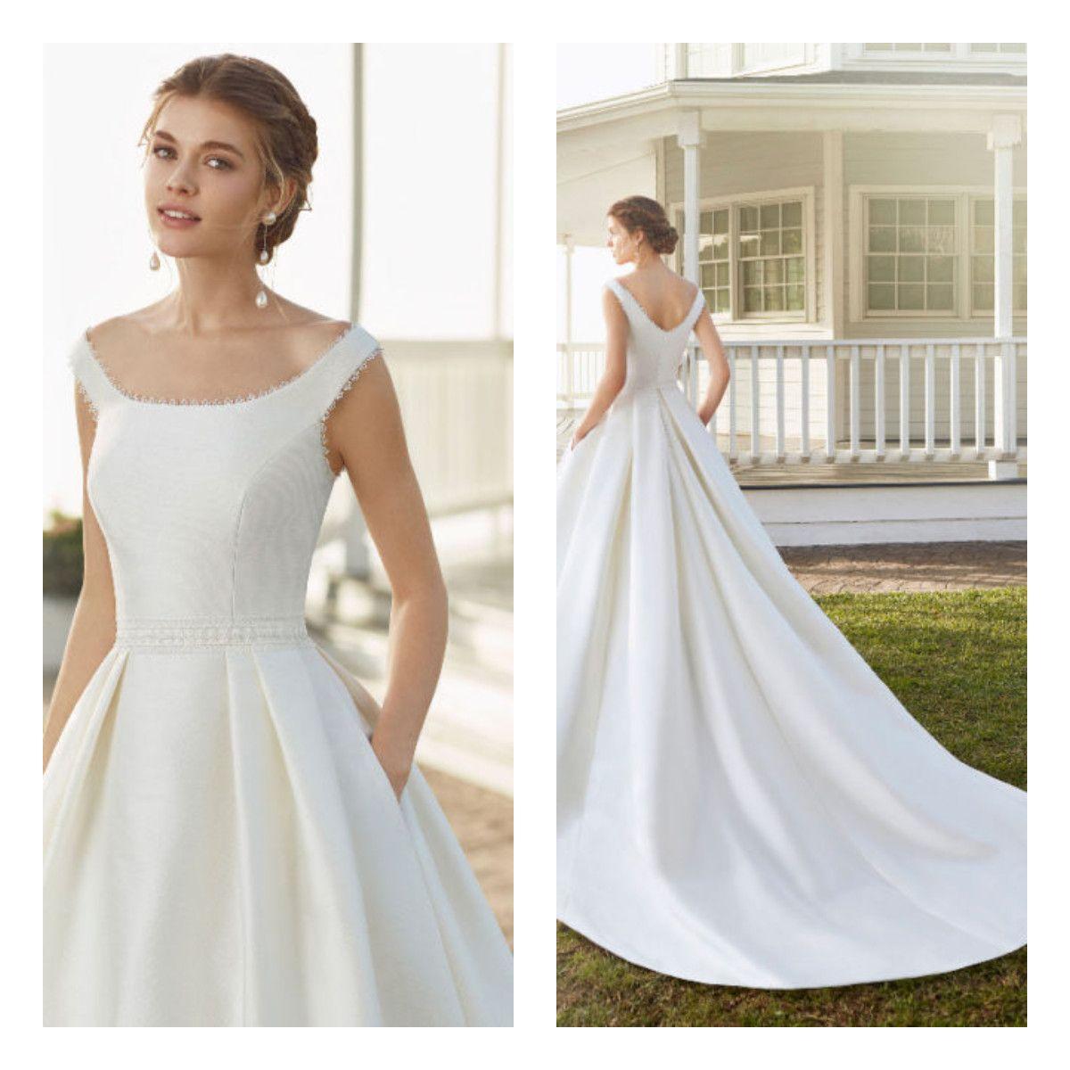 Caolin By Rosa Clara Bridal Dresses Wedding Dresses Wedding Bridesmaid Dresses Bridal Dresses