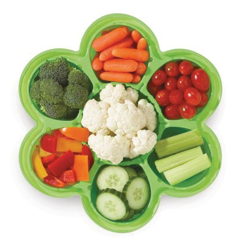 Fruit And Veggie Platter Individual Trays Fruit And