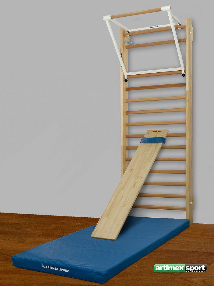 Wall Bars Manufacturer Swedish Ladder Bar Latihan