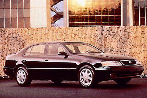 1993 Lexus Gs 300 自動車 アリスト 平成