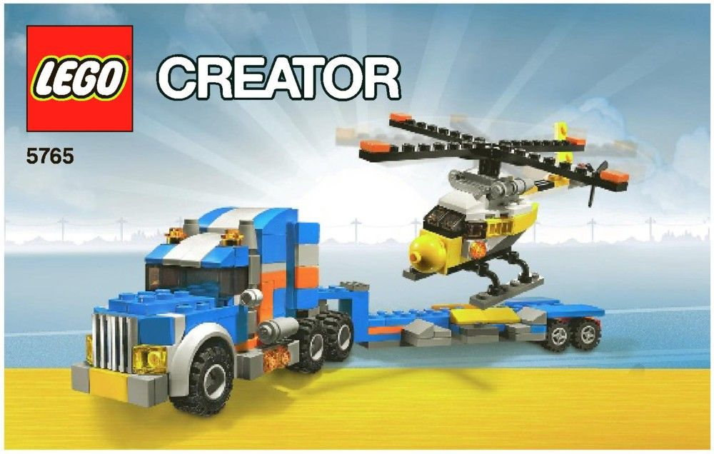 Creator Transport Truck Lego 5765 Lego 12 Pinterest Lego