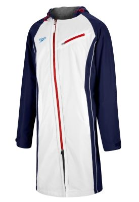 Team Speedo USA Parka (Americana) - Apparel - Speedo USA Swimwear ...
