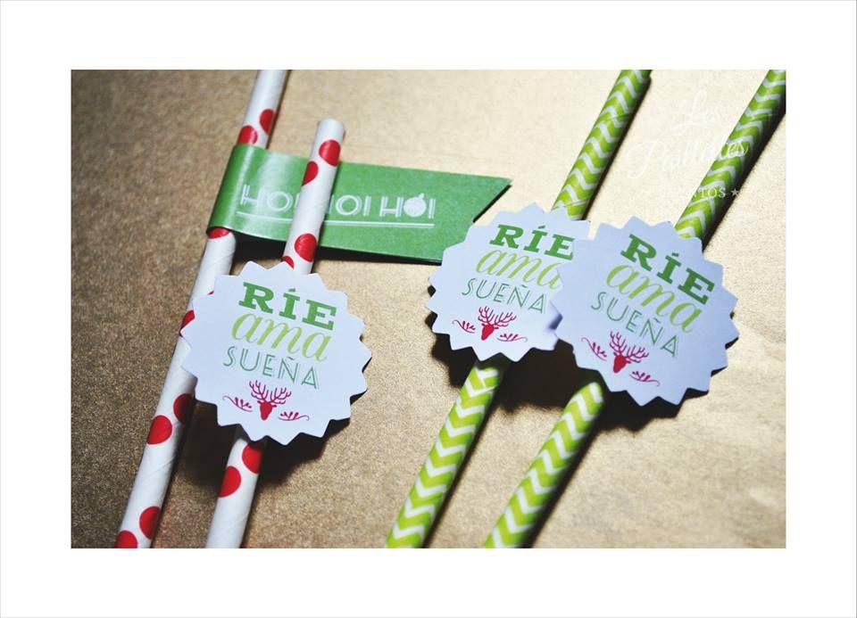 Sorbetes personalizados con frases paper straws for Decoracion para sorbetes