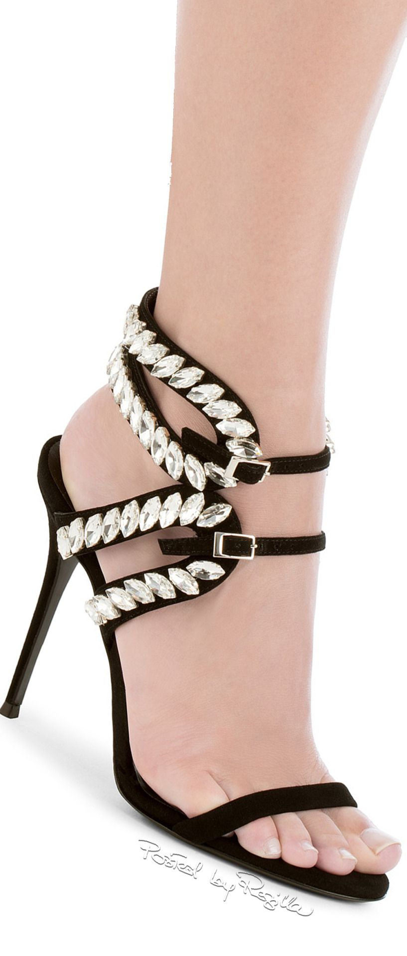 NEXT da donna nero con lustrini Cinturino alla caviglia gladiatore Scarpe sera