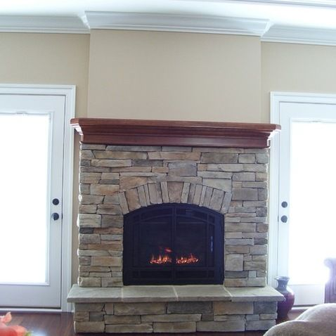Gas Fireplace Design Ideas Pictures Remodel And Decor