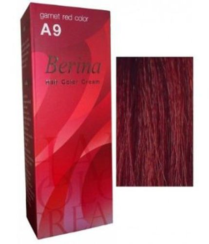 7 61aud Berina Hair Colour Permanent Cream Hair Dye Color Cream