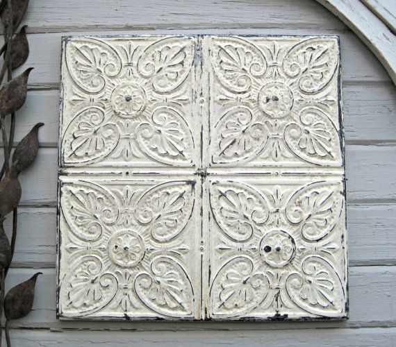 Amazing 1 Ceramic Tile Big 12 By 12 Ceiling Tiles Round 1200 X 1200 Floor Tiles 12X12 Ceramic Tile Old 12X12 Floor Tiles Purple12X12 Peel And Stick Floor Tile VINTAGE Tin Ceiling Tile. FRAMED 2\u0027x2\u0027 Circa 1910. Ready To Hang ..