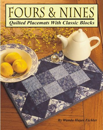 This easy baby quilt pattern uses the strip quilting method for ... : easy quilted placemat patterns - Adamdwight.com