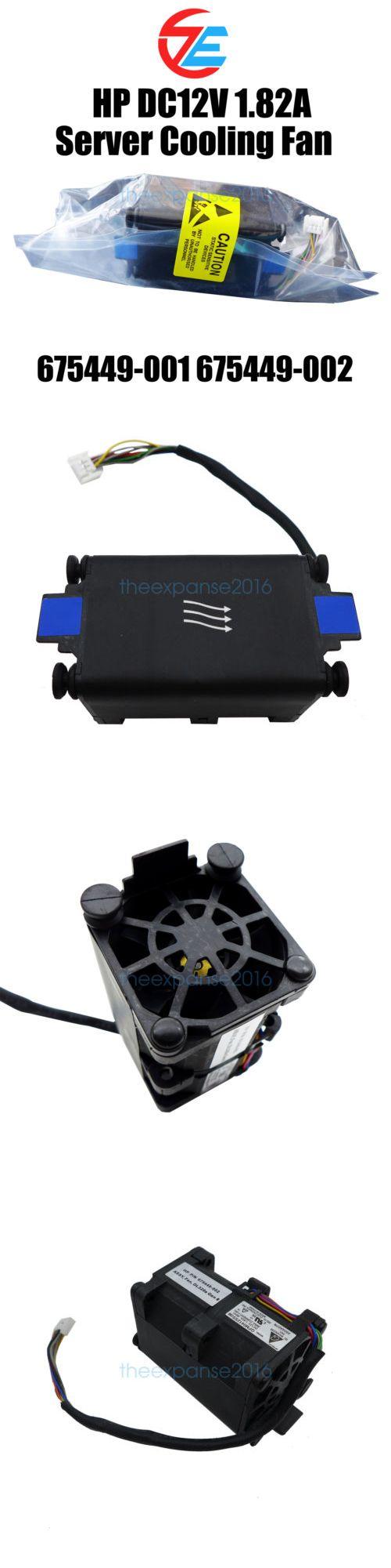 HP DL320E G8 GFM0412SS DD03 675449-001 DC12V 1.82A Server Cooling Fan USA Seller