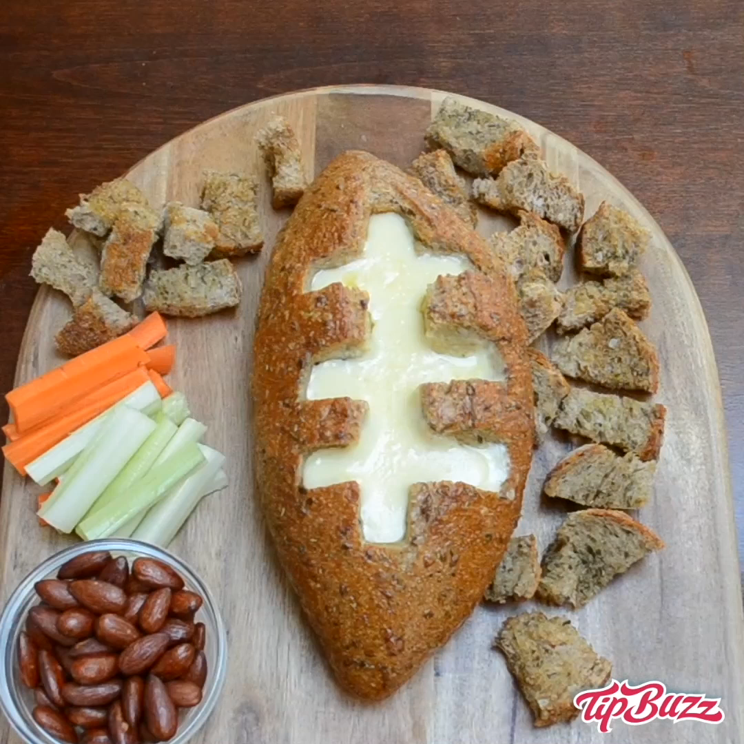Football Cheese Dip