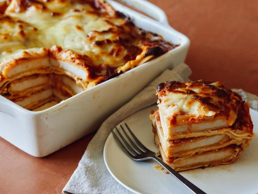 Chicken Parmesan Lasagna Recipe Food Network Recipes Recipes Food