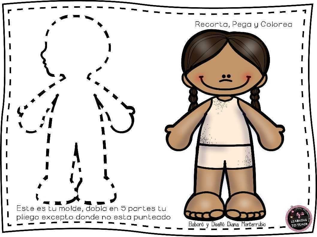 Actividades Para Trabajar El Cuerpo Humano En E Infantil Y E Primaria Partes Del Cuerpo Preescolar Cuerpo Humano Para Ninos Cuerpo Humano