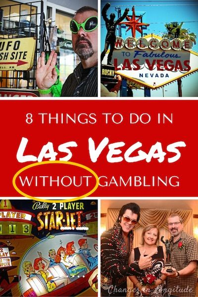 Fun things to do in las vegas without gambling how to win in craps game