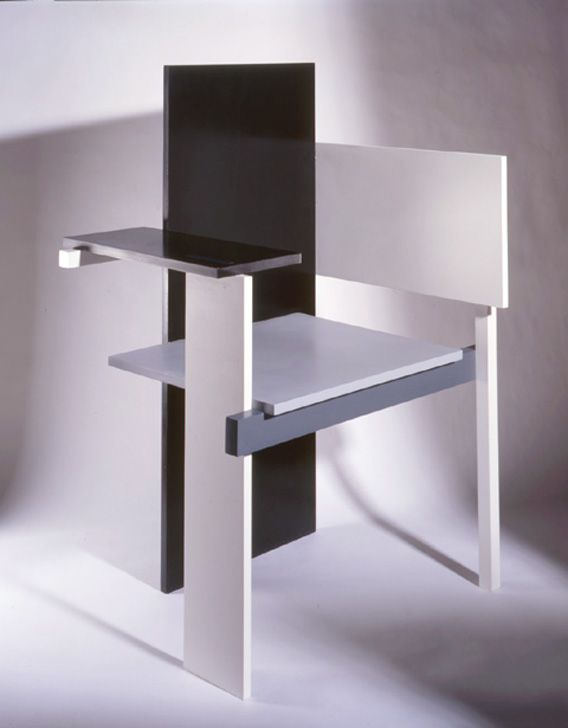 gerrit rietveld holland 1923 in 1923 rietveld and the de stijl ...