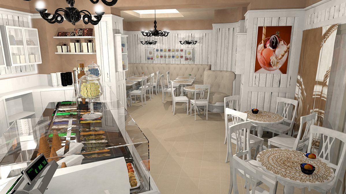 pasticceria shabby chic - cerca con google | dolce voglia bakery ... - Arredamento Shabby Chic Milano